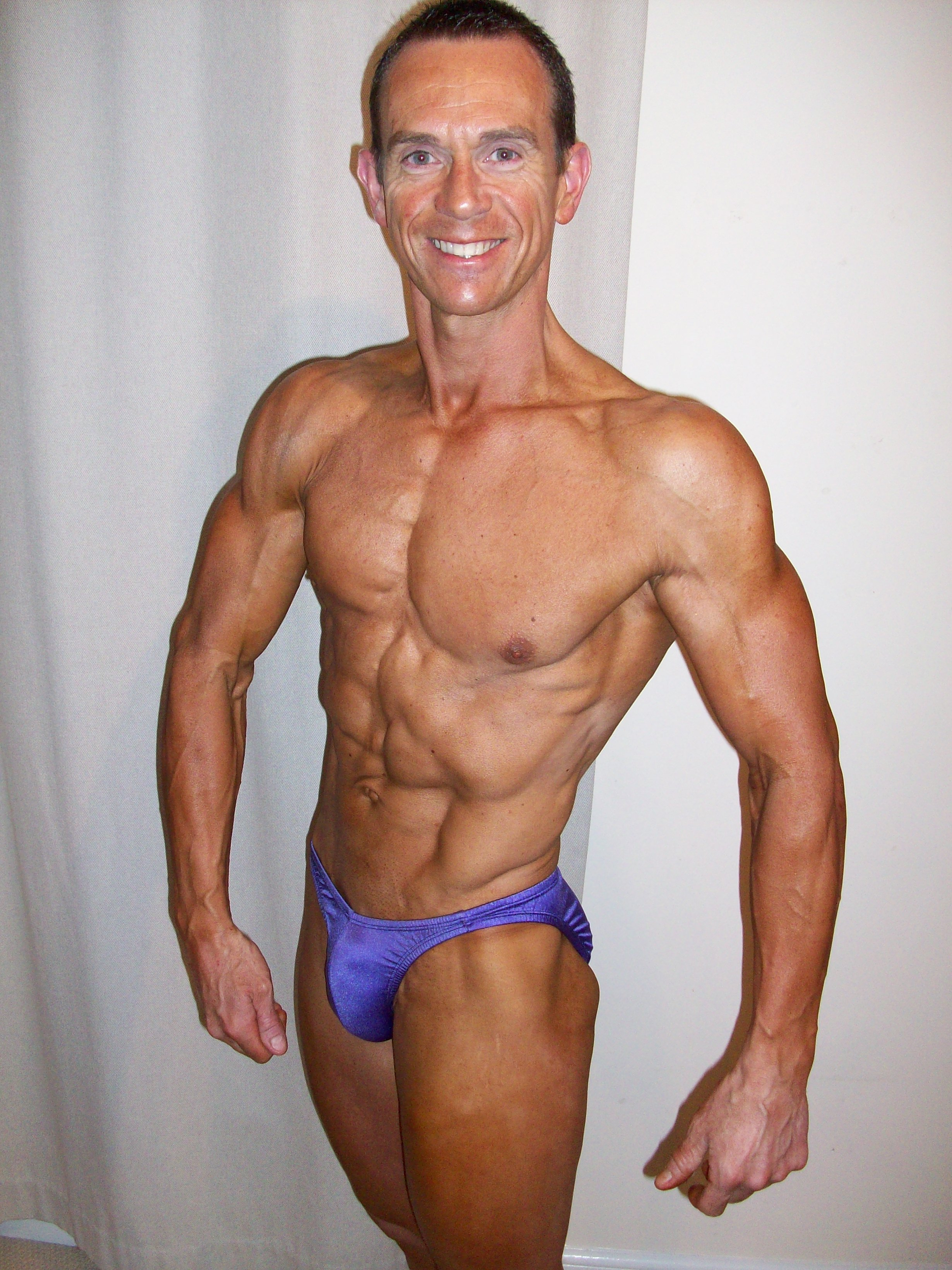 Image of Topic image for  page. Meet Tim Sharp Personal Trainer