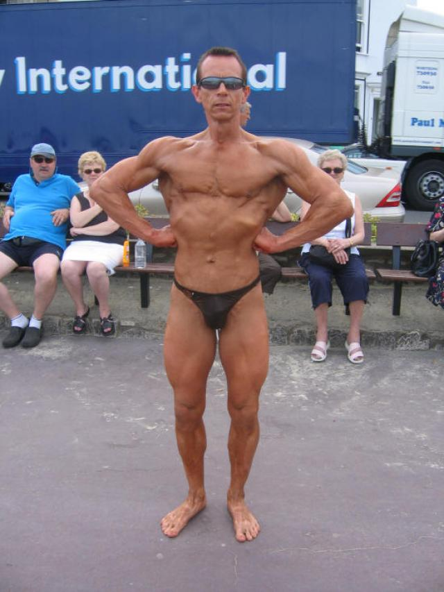Image of Personal Trainer Tim Sharp Weymouth 2006 BNBF Southern Championships