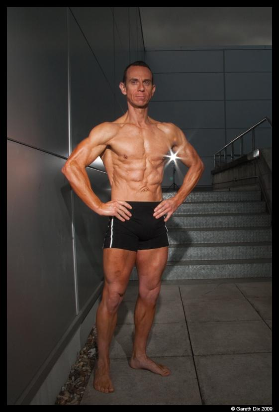 Image of Personal Trainer Tim Sharp