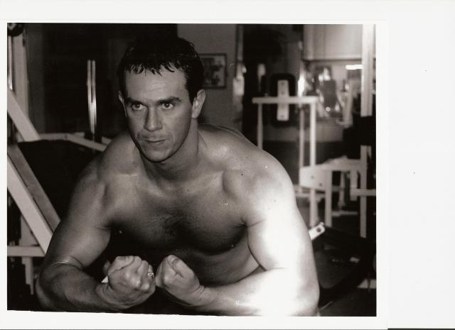 Image of Personal Trainer Tim Sharp 1996