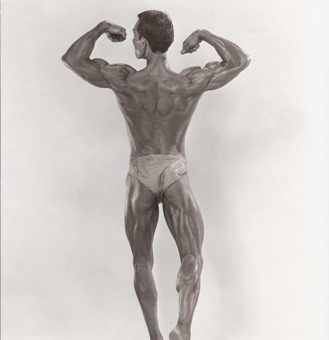 Image of Personal Trainer Tim Sharp 1999 European Championships