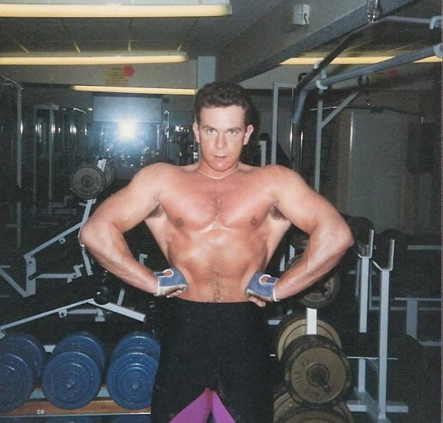 Image of Personal Trainer Tim Sharp 1988 22 years old