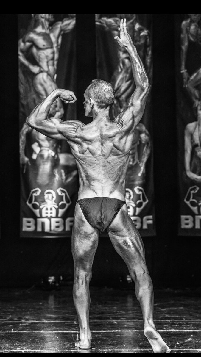 image of image: 1 of 46Tim posing at the 2019 BNBF Welsh