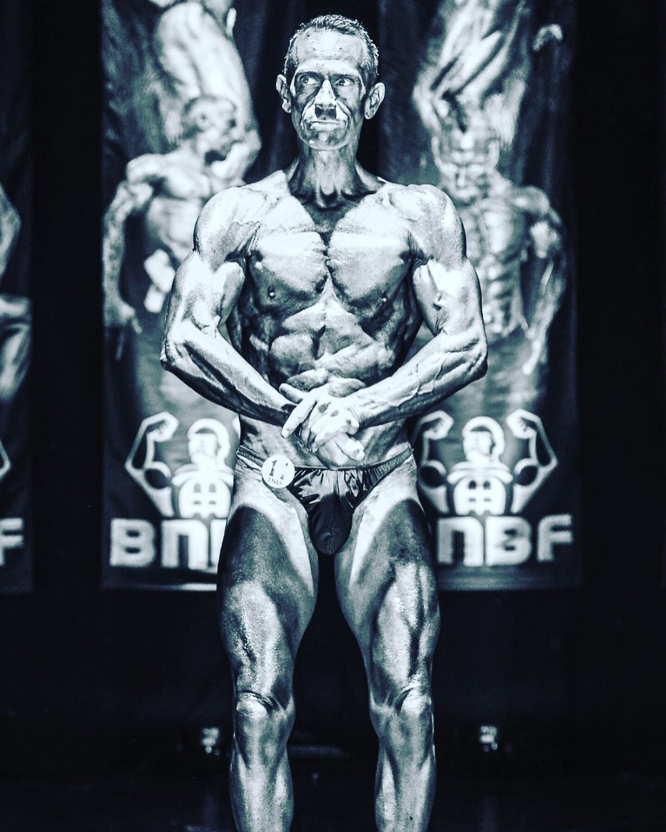 image of image: 3 of 46Tim posing at the 2019 BNBF Welsh