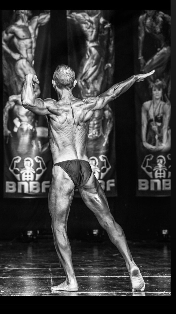 An image of Tim posing at the 2019 BNBF Welsh goes here.