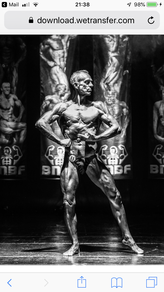 image of image: 7 of 46Tim posing at the 2019 BNBF Welsh