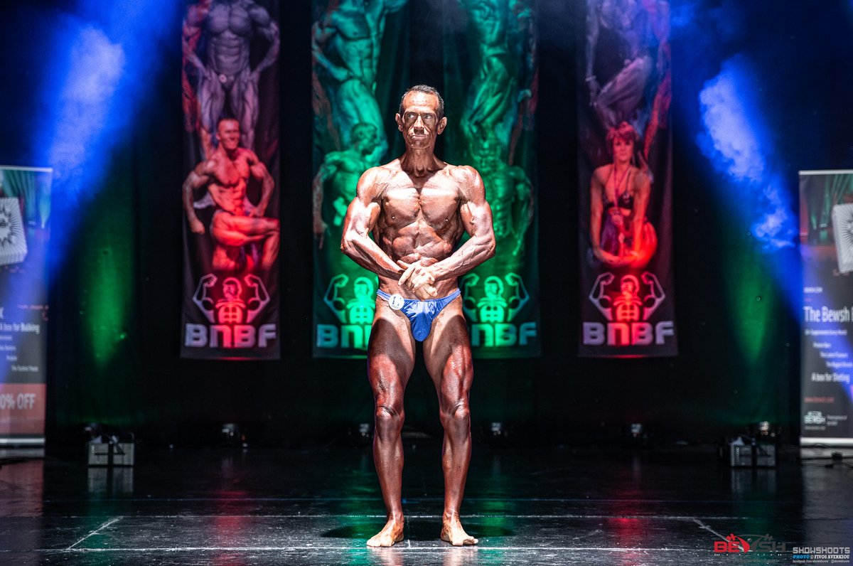 image of image: 9 of 46Tim posing at the 2019 BNBF Welsh