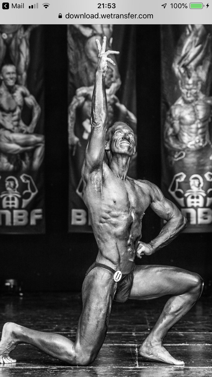 image of image: 12 of 46Tim posing at the 2019 BNBF Welsh