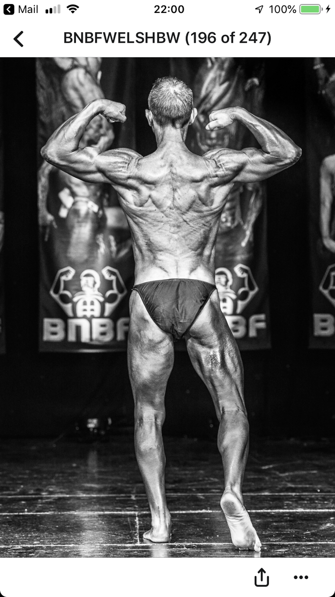 image of image: 13 of 46Tim posing at the 2019 BNBF Welsh