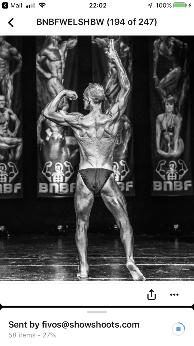 image of image: 14 of 46Tim posing at the 2019 BNBF Welsh
