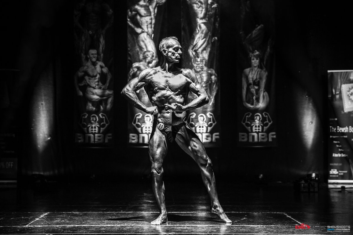 image of image: 23 of 46Tim posing at the 2019 BNBF Welsh