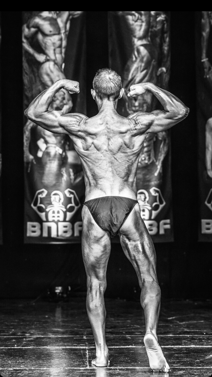 image of image: 30 of 46Tim posing at the 2019 BNBF Welsh