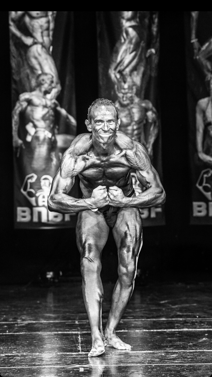 image of image: 33 of 46Tim posing at the 2019 BNBF Welsh
