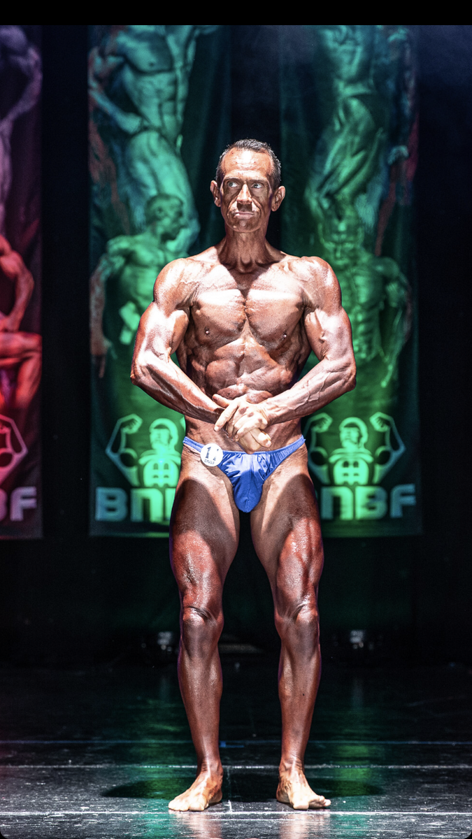 image of image: 37 of 46Tim posing at the 2019 BNBF Welsh