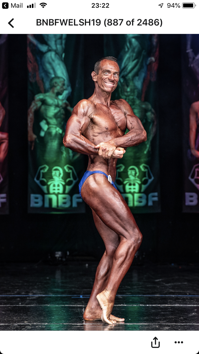 image of image: 42 of 46Tim posing at the 2019 BNBF Welsh