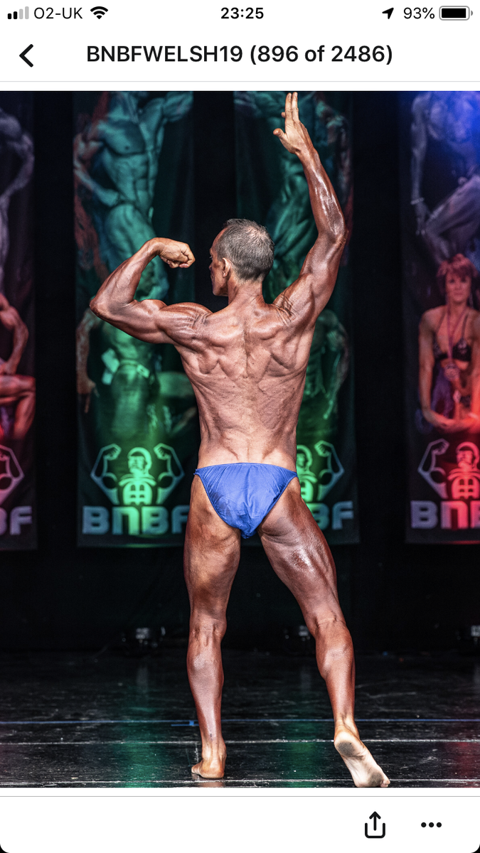 image of image: 46 of 46Tim posing at the 2019 BNBF Welsh