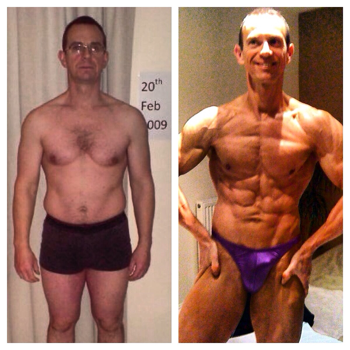 Image of Personal Trainer Tim Sharp 90 day Results