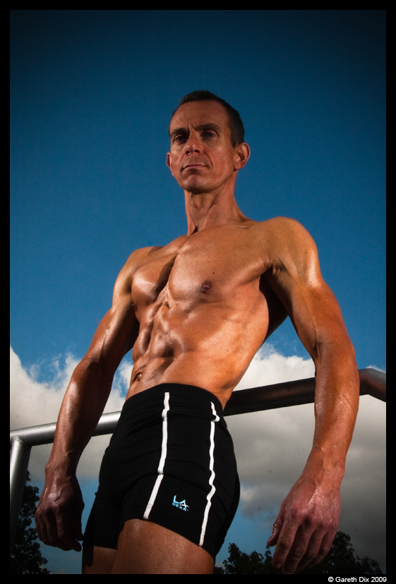 Image of Personal Trainer Tim Sharp powered by Sharp Sports Nutrition