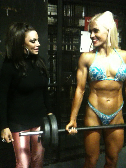 image of image: 9 of 126Jodie Marsh, Bodybuilder