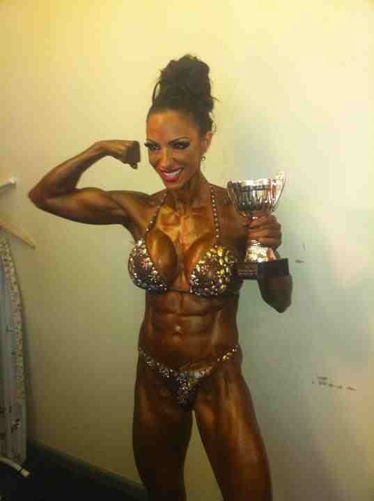 image showing Jodie Marsh trained by Personal Trainer Tim Sharp