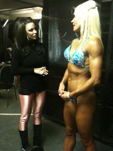 image of image: 24 of 126Jodie Marsh, Bodybuilder