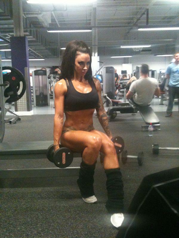 image of image: 27 of 126Jodie Marsh, Bodybuilder