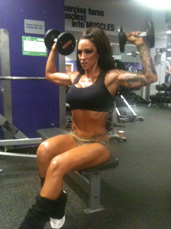 image of image: 34 of 126Jodie Marsh, Bodybuilder
