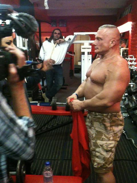 image of image: 40 of 126Jodie Marsh, Bodybuilder