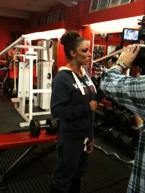 image of image: 43 of 126Jodie Marsh, Bodybuilder