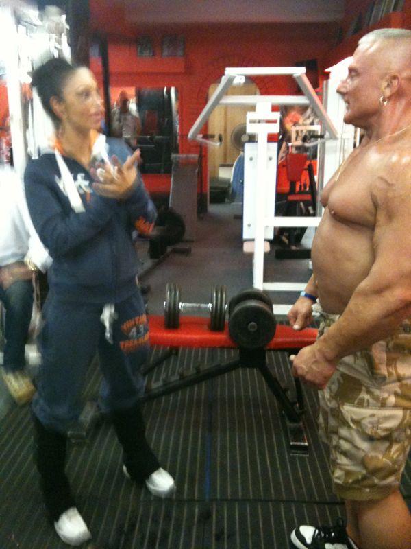 image of image: 45 of 126Jodie Marsh, Bodybuilder