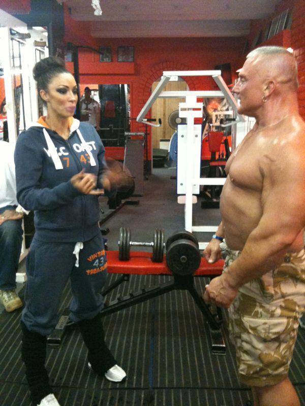 image of image: 46 of 126Jodie Marsh, Bodybuilder
