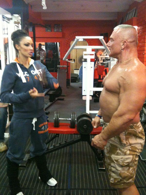 image of image: 47 of 126Jodie Marsh, Bodybuilder