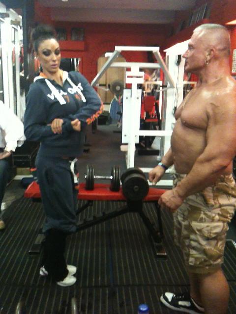 image of image: 48 of 126Jodie Marsh, Bodybuilder