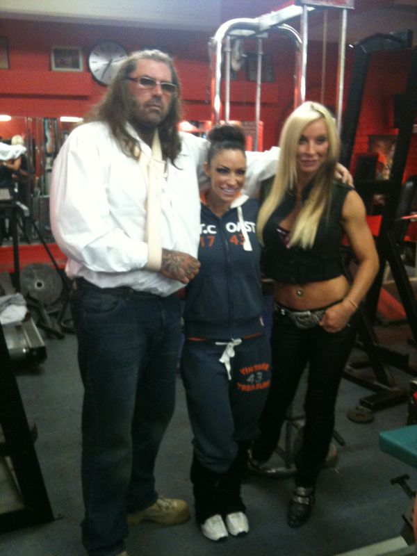 image of image: 49 of 126Jodie Marsh, Bodybuilder