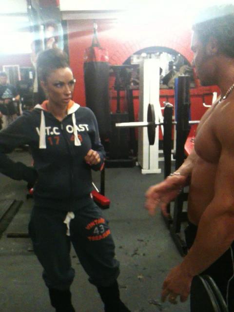 image of image: 53 of 126Jodie Marsh, Bodybuilder