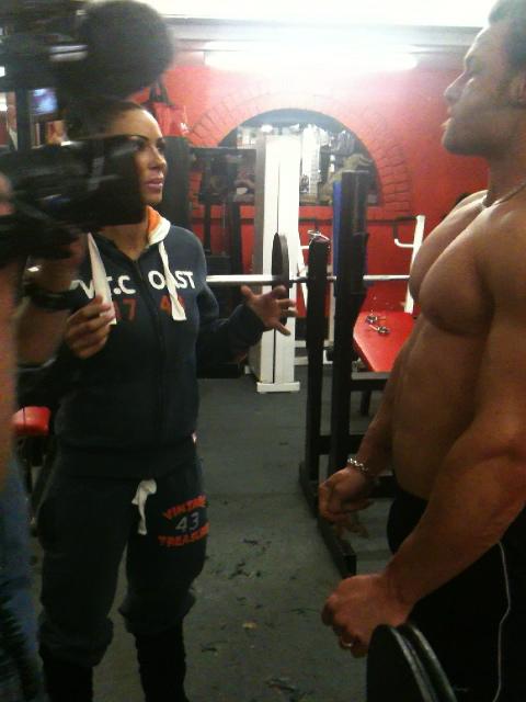 image of image: 54 of 126Jodie Marsh, Bodybuilder