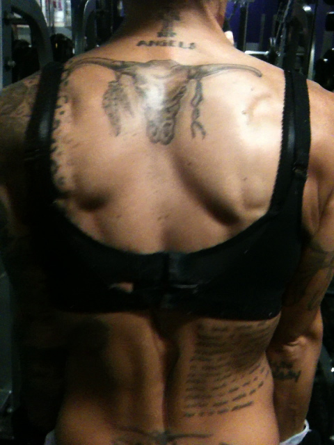 image showing Jodie Marsh, Bodybuilder
