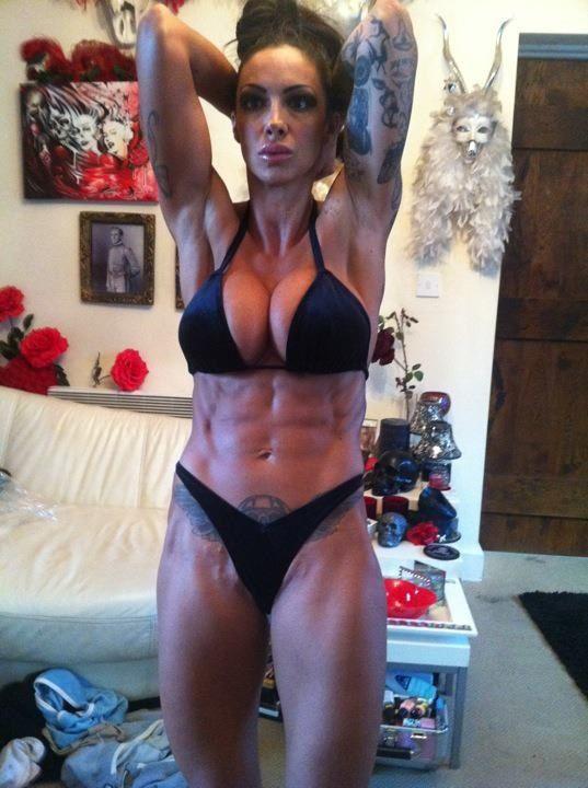 image of image: 65 of 126Jodie Marsh, Bodybuilder