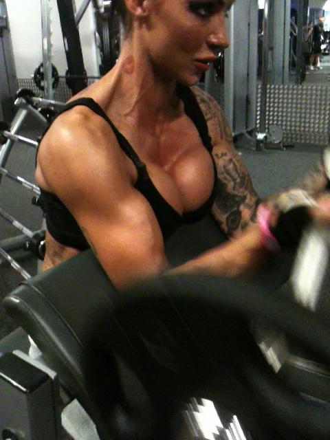 image of image: 70 of 126Jodie Marsh, Bodybuilder