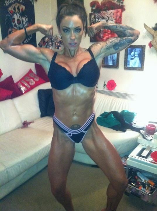 image of image: 87 of 126Jodie Marsh, Bodybuilder