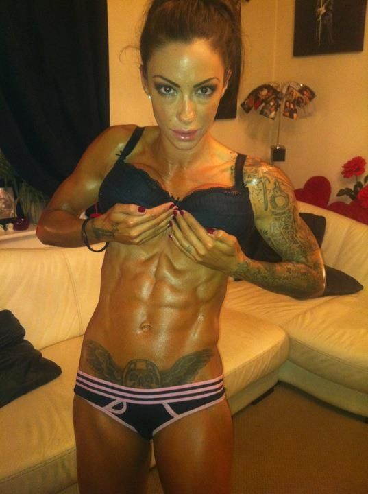 Jodie Marsh | Jodie Marsh Bodybuilder | Sharpbodies