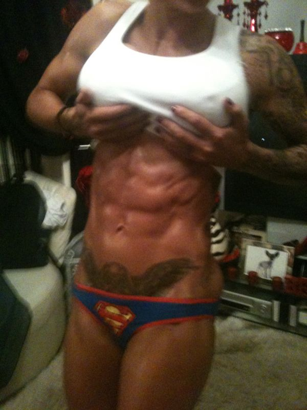 An image of Jodie Marsh, Bodybuilder goes here.