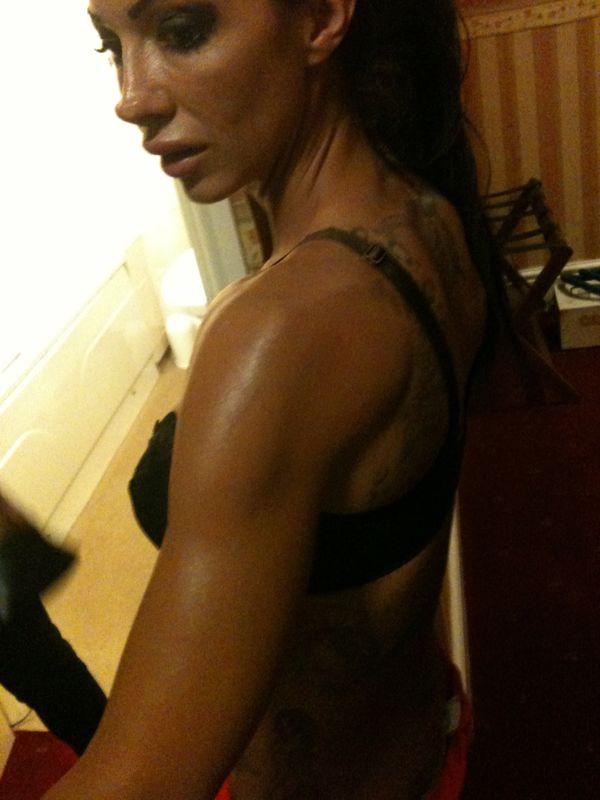 image showing Jodie Marsh, Bodybuilder