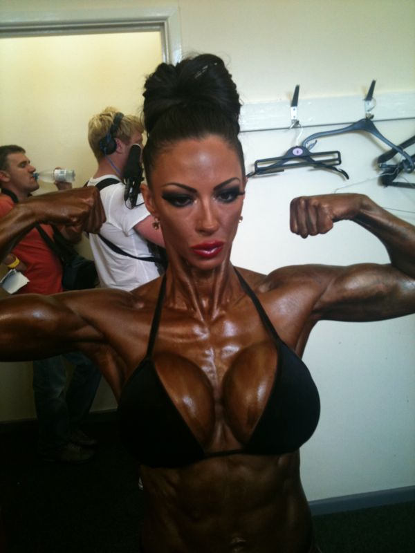 jodie marsh body builder