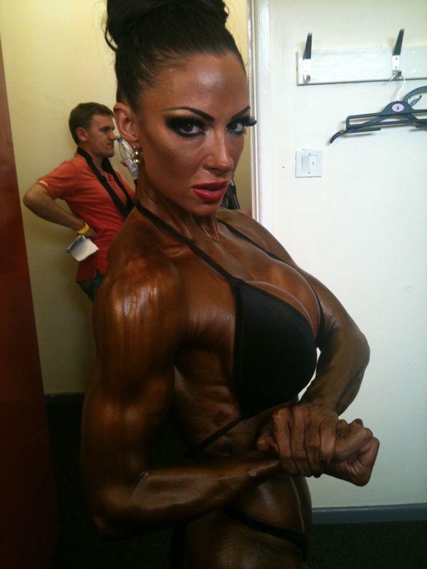 image of image: 125 of 126Jodie Marsh, Bodybuilder