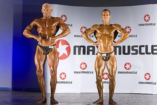 Image of Tim Sharp Personal Trainer at BNBF Southern CHAMPIONSHIPS
