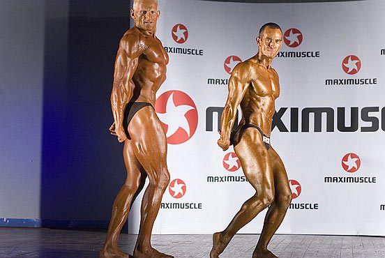 Image of Personal Trainer Tim Sharp 2007 BNBF Southern Championships