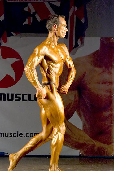 Image of  Personal Trainer Tim Sharp BNBF Southern Championship 2006