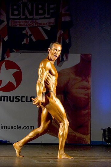 Image of Tim Sharp Personal Trainer BNBF Southern Championship 2006