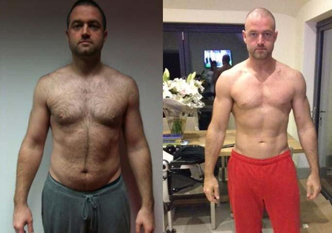 Image of Transform your body with my training and diet methods